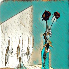 Turquoise tristesse